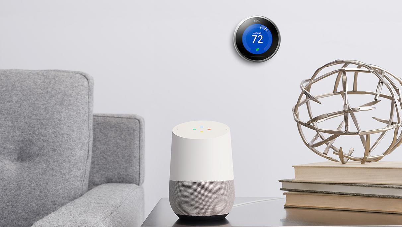 Nest вливается в Google для противостояния Alexa и HomeKit