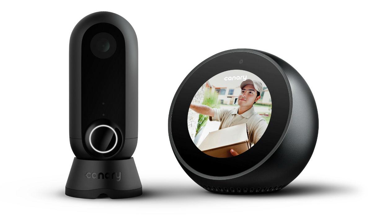 Canary теперь работает с Amazon Alexa